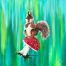 Tally's the Squirrel  by Michelle Potter