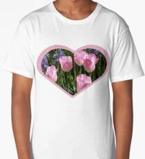 Tulips ~ Dancing in the Sunlight Long T-Shirt