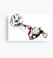 Ultra Punch Canvas Print