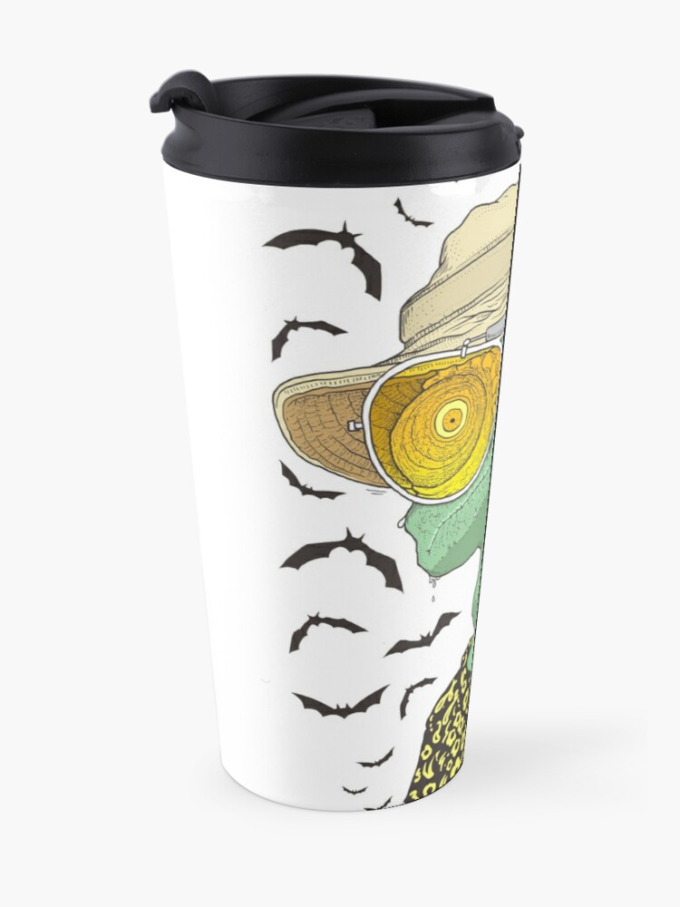 Alternate view of RANGO DUKE Travel Mug