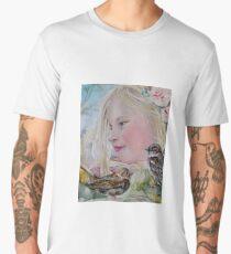 Little sparrow Men's Premium T-Shirt