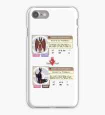 Maleficent Dex Info iPhone Case/Skin