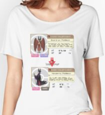 Maleficent Dex Info Women's Relaxed Fit T-Shirt