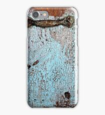 3.8.2017: Worn Paint iPhone Case/Skin