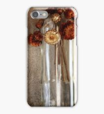 9.8.2017: Dried Flowers iPhone Case/Skin