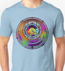 Psychedelic Pretty Lights Fractal Colorado Love T-Shirt