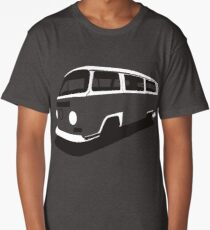 Yellow Van Long T-Shirt