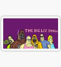 The Big Lez Show Sticker