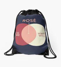 Rose´ Drawstring Bag
