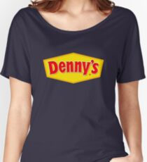 Denny's Logo Women's Relaxed Fit T-Shirt