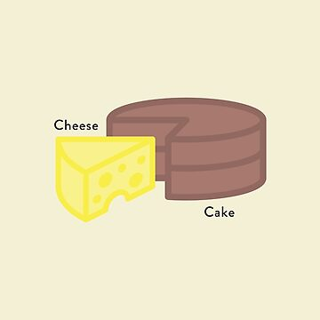 Cheese, Cake... Cheesecake by Wildyles