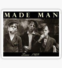 Made Man Sticker