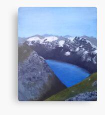 Mountain Trolls Canvas Print