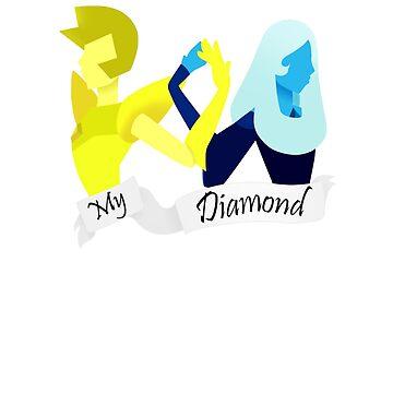 My Diamond by KrazieKat2112