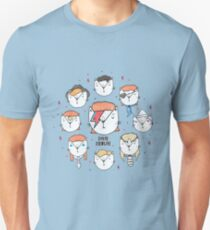 The 9 Lives of David Meowie T-Shirt