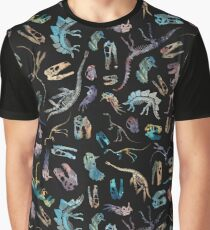 Dinosaurs (Dark) Graphic T-Shirt