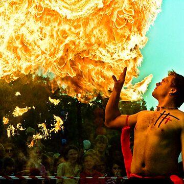 Fire Blast by razedinflames