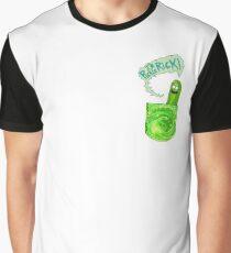 pocket rick Graphic T-Shirt