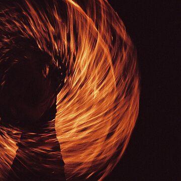 Fire Snakes - Tegan by razedinflames