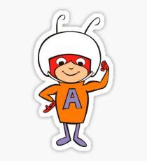 atom ant Sticker