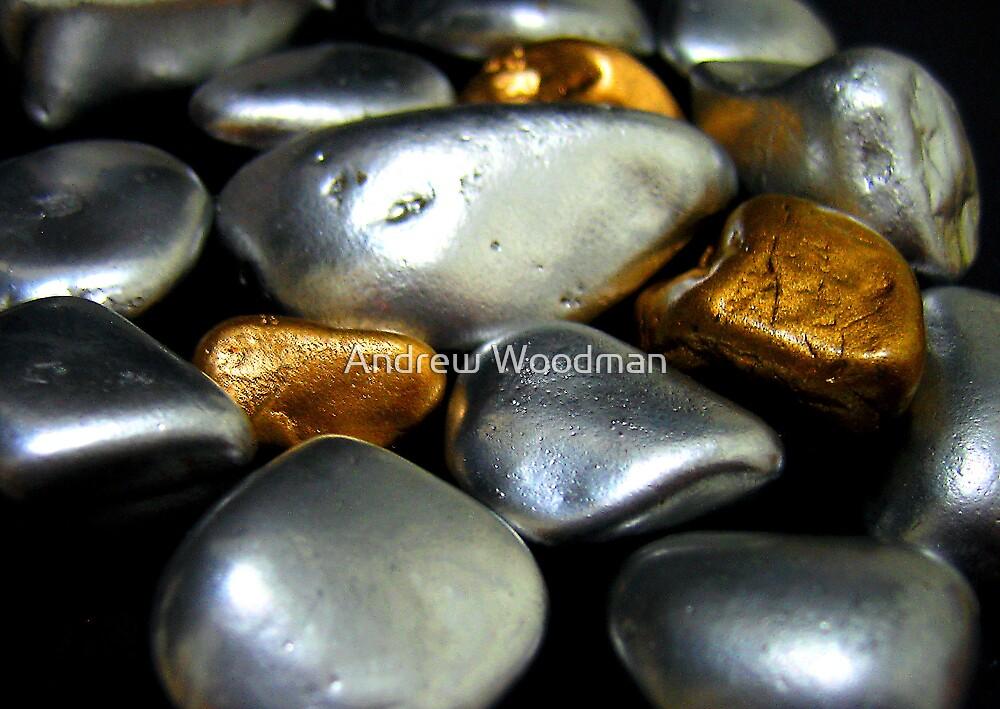 Calming Stones 2 by Andrew Woodman