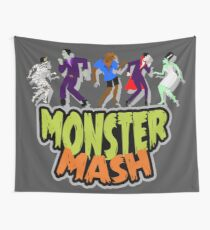 The Monster Mash Wall Tapestry