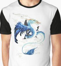 Chinese Dragon Ying Graphic T-Shirt