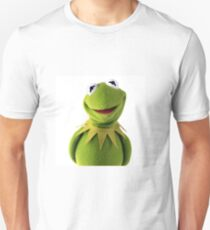 Kermit The Frog Le MEME Unisex T-Shirt