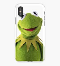 Kermit The Frog Le MEME iPhone Case/Skin