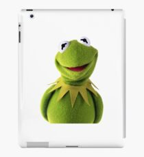 Kermit The Frog Le MEME iPad Case/Skin
