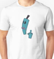 blue robot T-Shirt