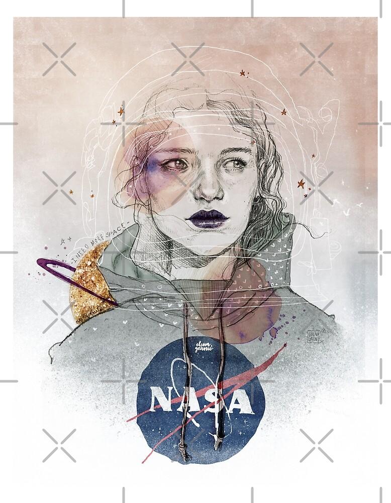 I NEED MORE SPACE by Elena Garnu