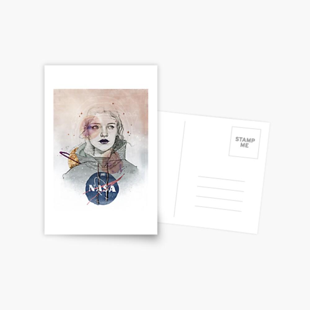 I NEED MORE SPACE Postal