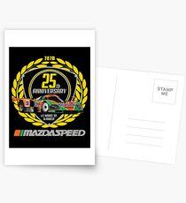 Mazda 787B Postcards