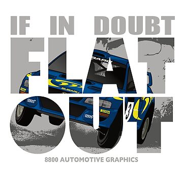 Colin McRae Tribute Flat Out by 8800ag