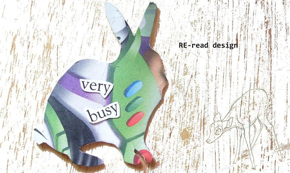 Rabbit RE-read by mantahay