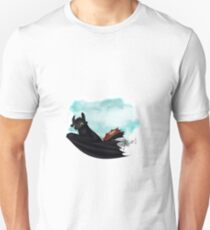Toothless - How to train your dragon FANART T-Shirt