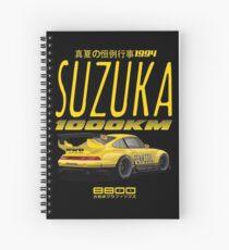 Suzuka 1994 Spiral Notebook