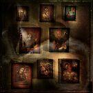 The Spirits #1 by Sashy