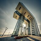 Crane House Cologne - wide angle by wulfman65