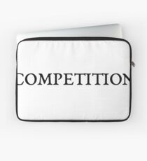 Competition Laptop Sleeve