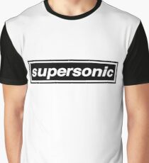 Supersonic - OASIS Graphic T-Shirt