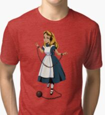 Alice In Chains Tri-blend T-Shirt