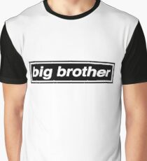Big Brother - OASIS Graphic T-Shirt
