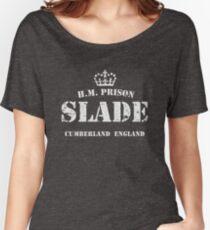 Porridge - Slade Prison Women's Relaxed Fit T-Shirt