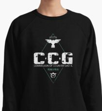 Commission of Counter Ghoul Lightweight Sweatshirt