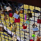 love locks in riva italy by Ilapin