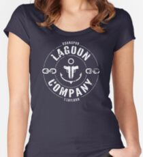 Lagoon Company Women's Fitted Scoop T-Shirt