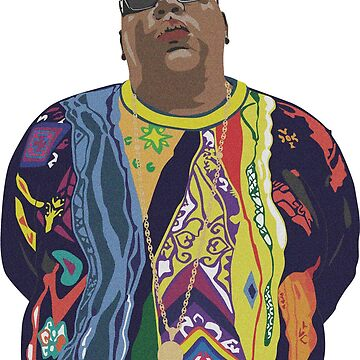Biggie Smalls Phone Case by dreamtofly