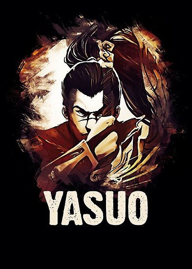 League Of Legends YASUO By Naumovski